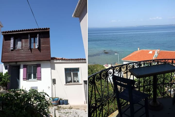Sweet Romance Bozcaada - Greek House Salhane - Bozcaada  - House