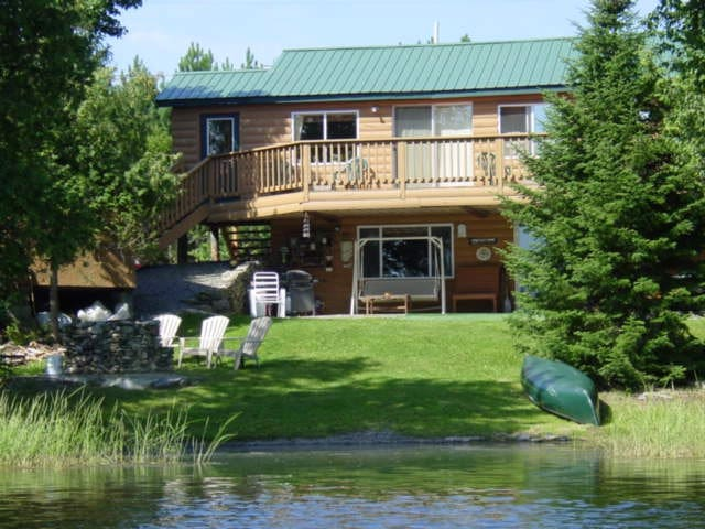Wilderness Estates Lake Front Cabin Rental