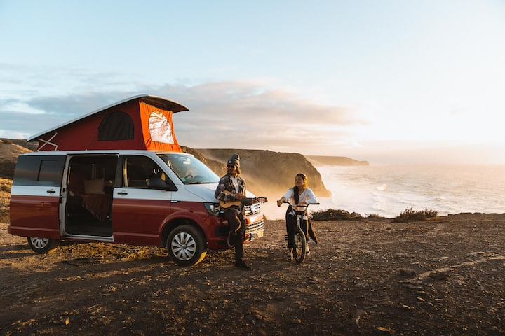 Brand New 2019 VW T6 Siesta Beach - Porto