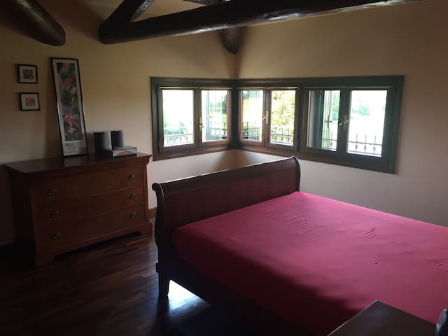 Nice Rooms close to Cittadella, Region of Padova - San Giorgio In Brenta - Pis