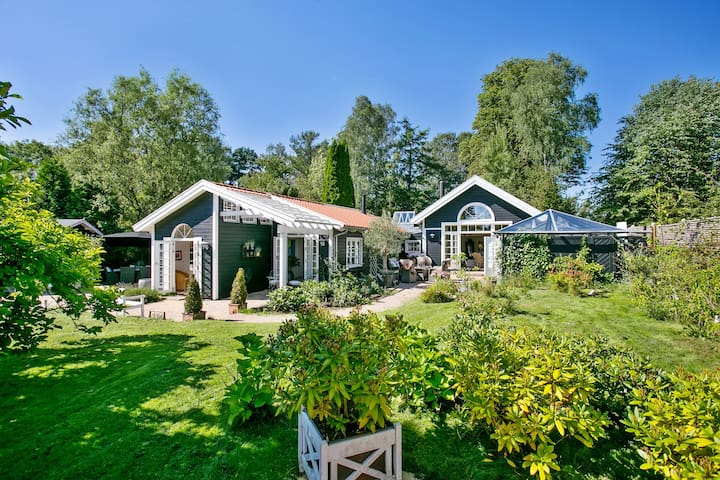Luksus og optimal hygge tæt på badestrand - Hornbæk Strand