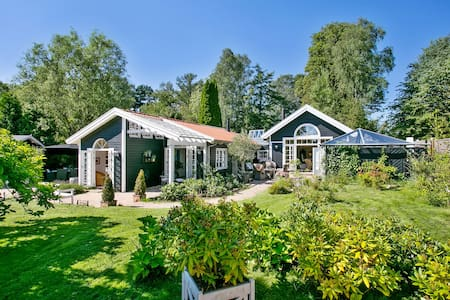 Luksus og optimal hygge tæt på badestrand - Hornbæk Strand - 小木屋