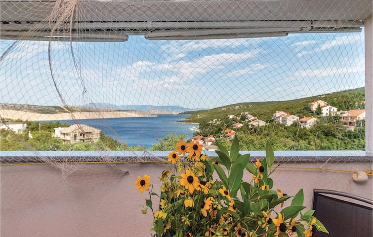 Holiday apartment with 1 bedroom on 35 m² CKC855