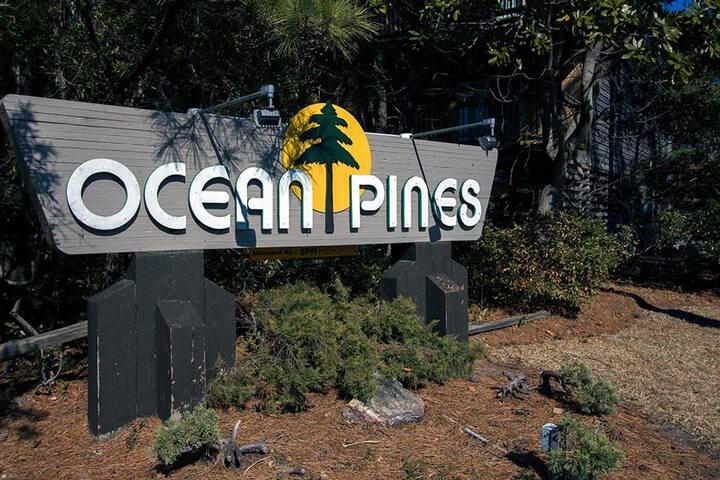 OCEAN PINES RESORT IN DUCK, ON WATER ~ 8/22-8/29