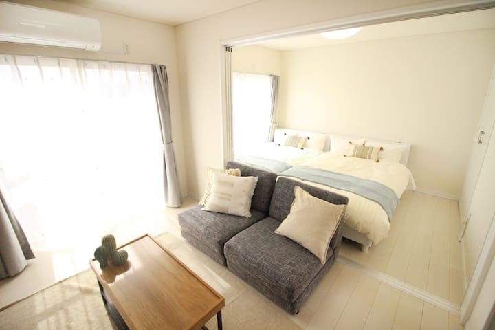 Miyakojima! Brand new cottage★6 pp OK! Free wifi