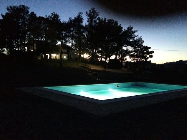 Smile Manor (Villa Sorriso) - Montefelcino - Casa de camp