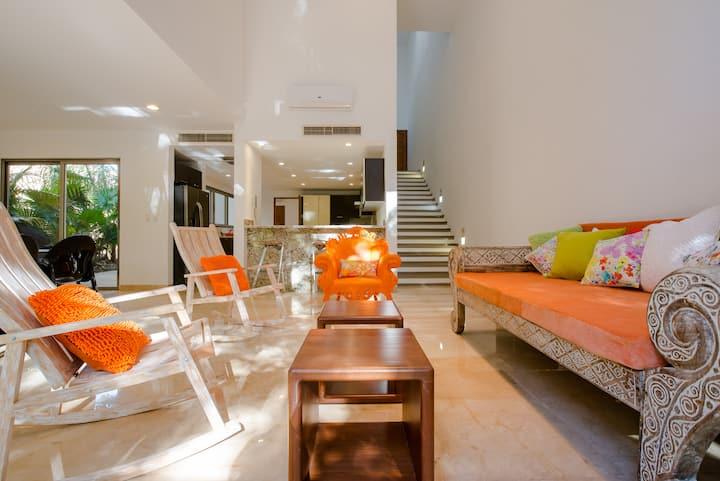 Amazing Luxory Villa daily maid pool+beach 12PX WF