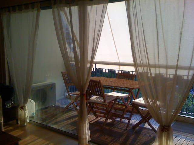 Joli studio proche plages - Mandelieu-la-Napoule - Kondominium