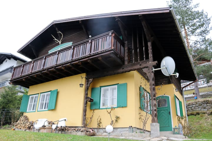 COSY CHALET IN THE ALPS - Bad Gastein - Rumah