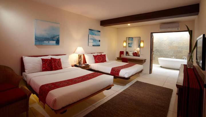 Affordable Room Deluxe Premier At Panglao Island