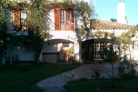 Beautiful and spacious villa with chimney - Arcos de la Frontera - Faház