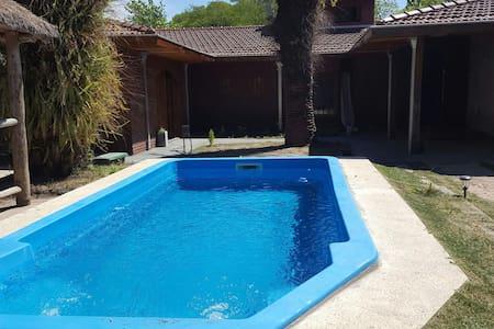 Casa Quinta cálida en Gral. Pacheco - General Pacheco