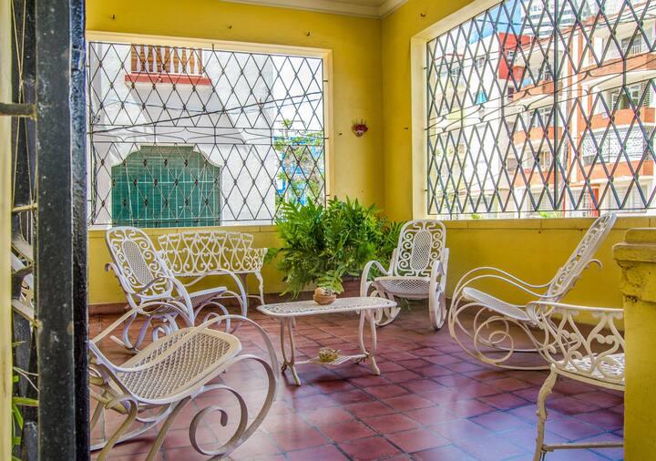 Castellanos' House/Breakfast free/Internet 4G+