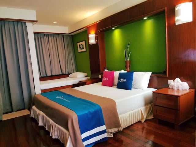 Lexis Port Dickson Deluxe room(Private Unit)