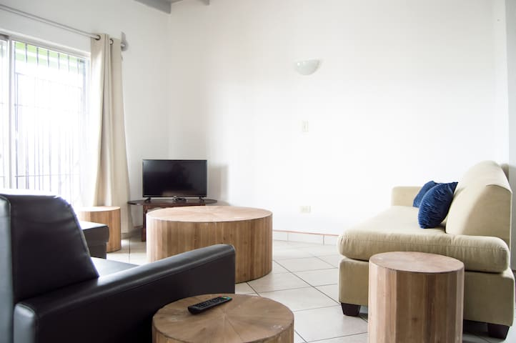 Full apartment with 3 bedrooms in Ensenada.