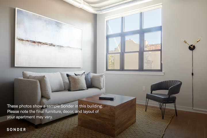 Sonder | Private 1BR Apartment | Old City