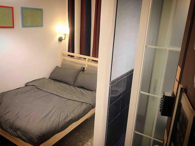 铜锣湾地铁站港风持牌旅舍 Causeway bay MTR licenced  guesthouse