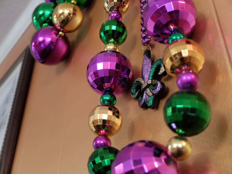 Are our newest beads! ~Mardi Gras 2017~