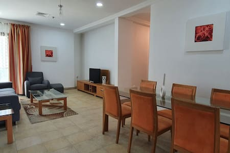 Spacious 3 bedrooms in salmiya