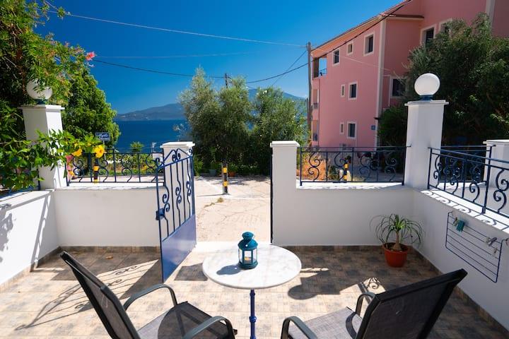 Sea view apartment - Myrto Apartments No7
