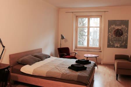 Bern Breitsch, Center, River,... I - Berna - Appartamento