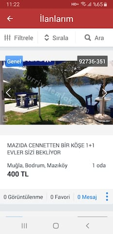CAN NAZ APART MAZIKOY