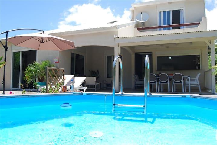 Magnifique Villa idéalement située à Sainte-Anne