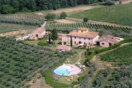 Luxury Villa with pool in Tuscany ! - Tavarnelle Val di Pesa