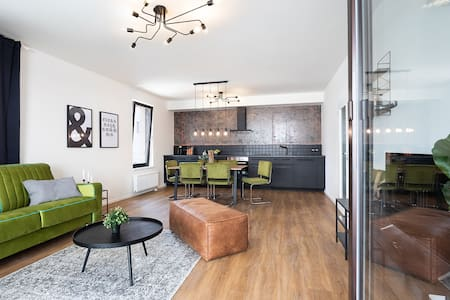 Stylish INVALIDOVNA apartment with FREE parking