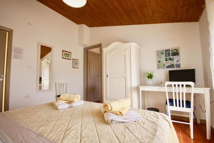 Double Room  with shared terrace Casa Lucia