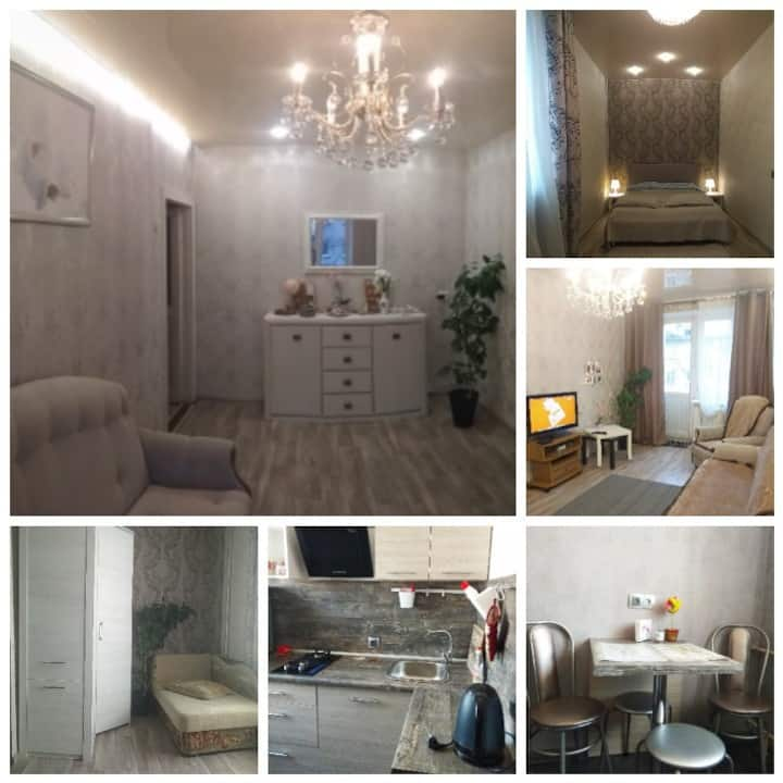 Apartament in the city centre of Minsk