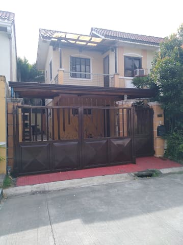 Quiet Home in Gated Community