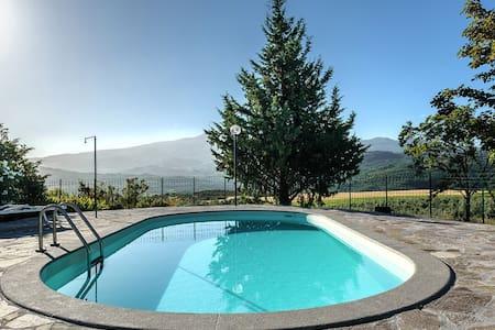 SPINA countryside apartment&Pool  - Castel del Piano - Apartemen