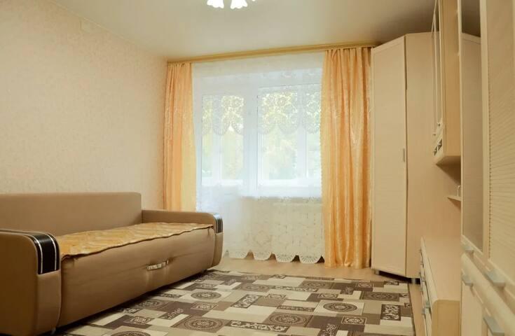 Комфортные апартаменты в центре города