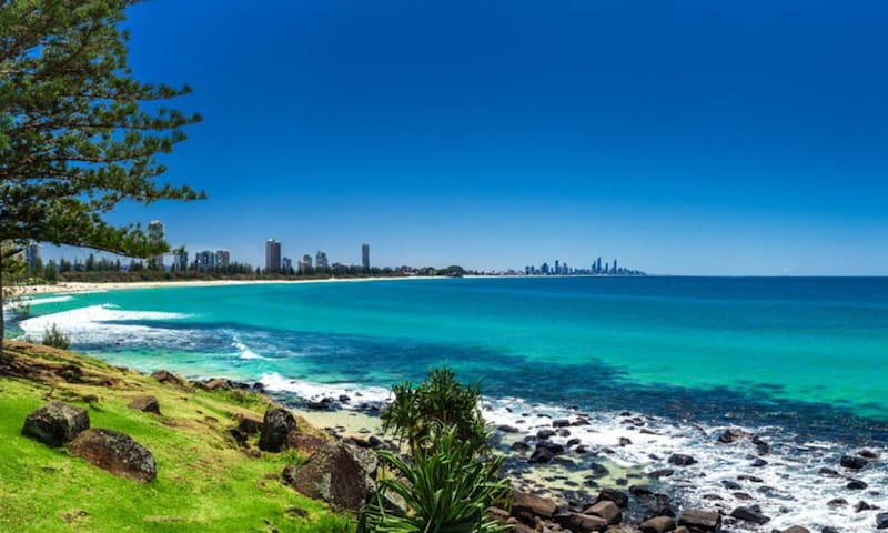 Burleigh Beach Life, Swell Resort 1.0
