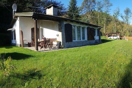 Villetta Bellavista, das Ferienhaus für Naturfans