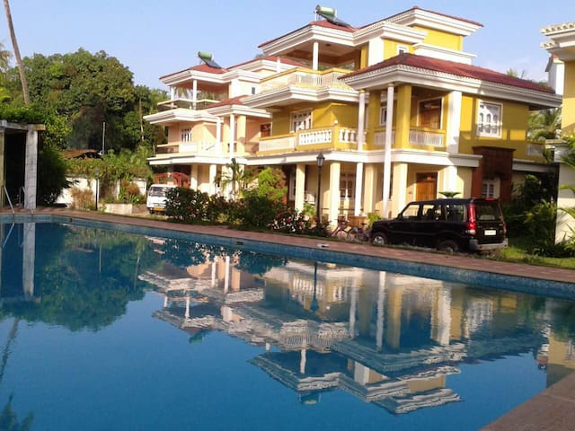 Luxury villa 500 meters to beach - Goa - Villa