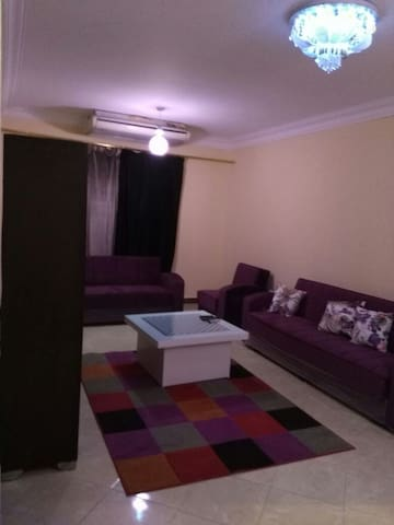 1 Bedroom apartment with spacious living room - Masaken Al Mohandesin