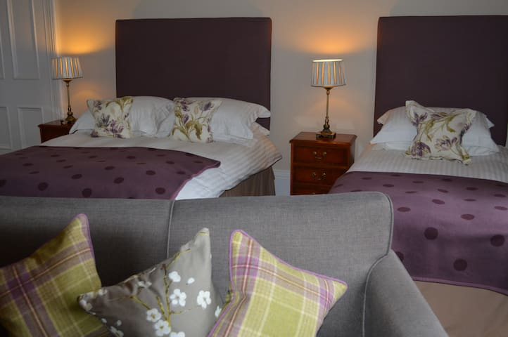 Balnearn House B&B - Room 1