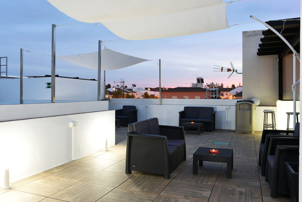 terraza chillout