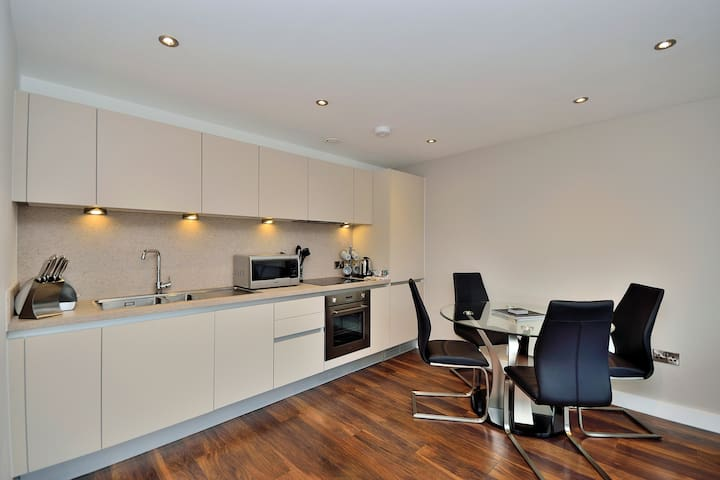 Brand new one bedroom - Manchester - Salford - Pis