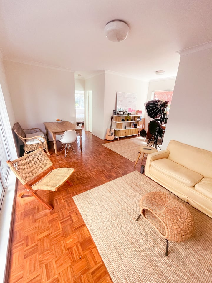 Apartment 1 minute away from Bondi Beach
