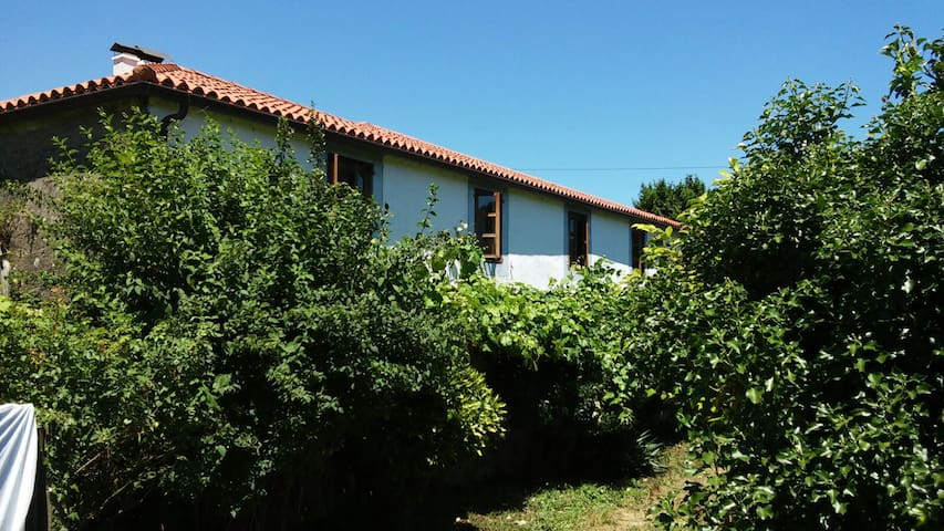 Country house, Insua, Vila de Cruces - Xordedo - Hus