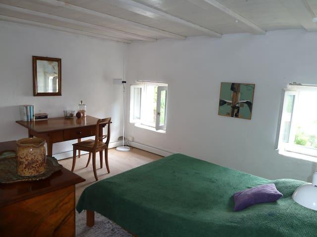 Grünes Zimmer/Camera verde/Green room