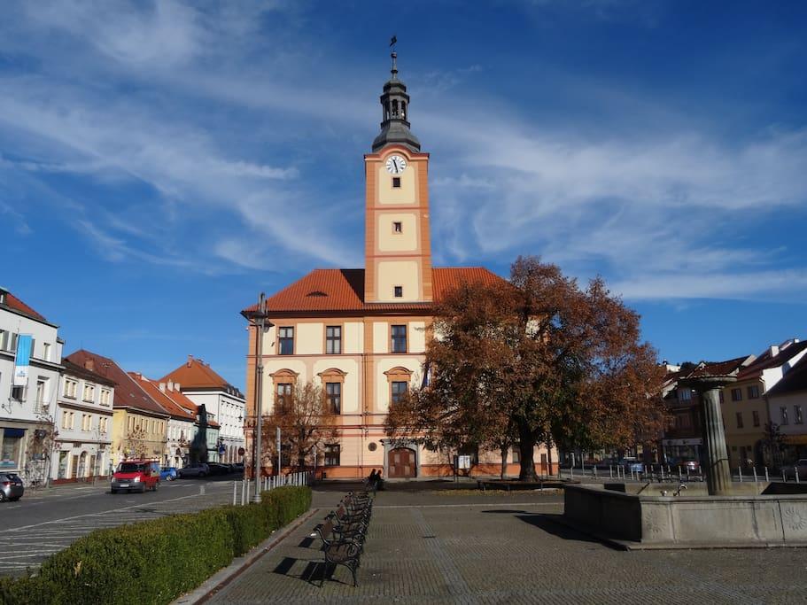 Sušická radnice