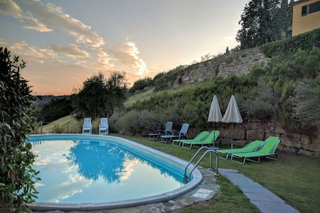 Casa Anforti Holiday apartments - Vaglia - Appartement