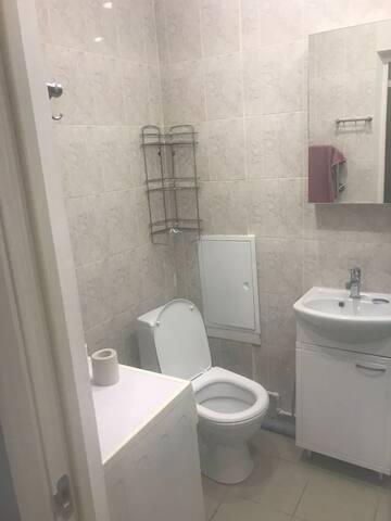 Уютная квартира в спокойном районе Казани
