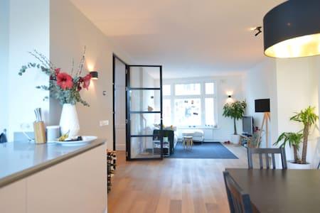 Modern 2 floor apartment close to the Vondelpark - Ámsterdam
