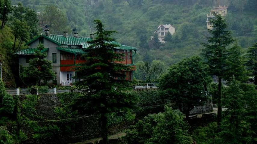 The Bungalows Snow View  Ramgarh - Ramgarh