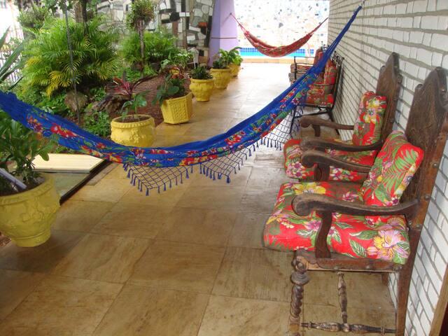 Casa Pampulha Hóstel perto da UFMG  - Quarto  04 - Belo Horizonte - Casa